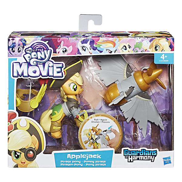"""Игровой набор My little Pony """"Харнители Гармонии"""" Эплджек"""