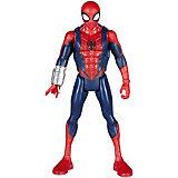 "Фигурка Marvel ""Spider-Man"" Человек-паук с интерактивным аксессуаром, 15см"