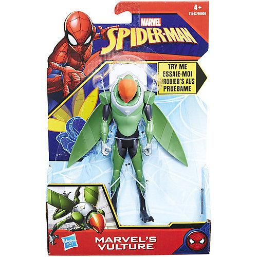 "Фигурка Marvel ""Spider-Man"" Стервятник с интерактивным аксессуаром, 15см от Hasbro"