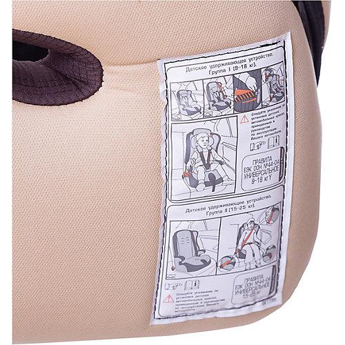 Автокресло Zlatek Atlantic Print 9-36 кг, Жираф от Zlatek