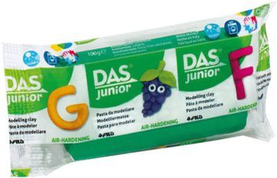 Мягкая масса для моделирования DAS темно-зеленая, 100 грамм