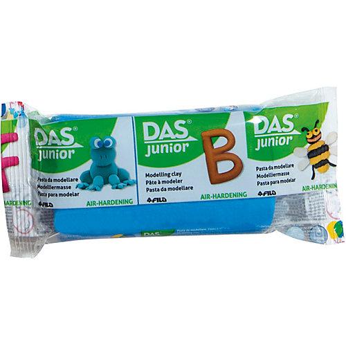 Мягкая масса для моделирования DAS светло-синяя, 100 грамм от DAS