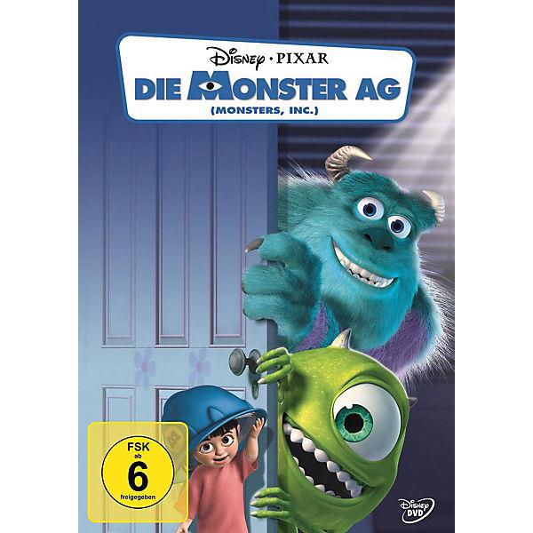 Monster Ag Dvd
