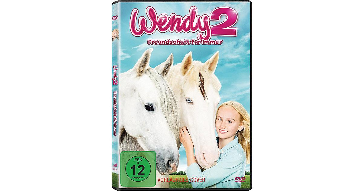 DVD Wendy 2 - Freundschaft immer Hörbuch  Kinder