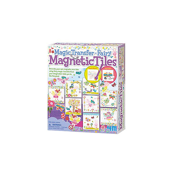 Magic Transfer Fairy Magnetic Tiles