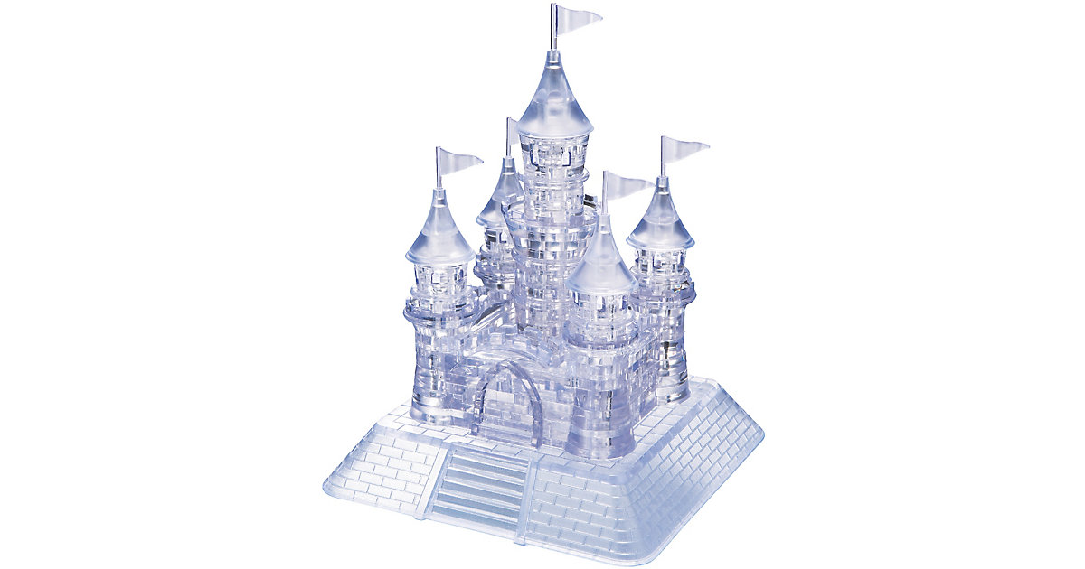 Crystal Puzzle - Schloss Transparent