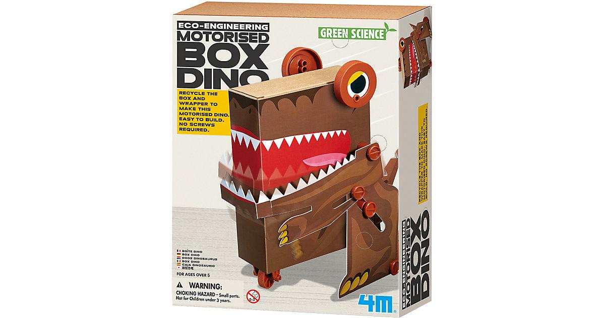 Eco-Engineering - Motorisierter Box-Dino