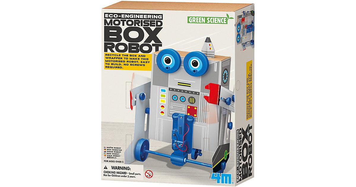 Eco-Engineering - Motorisierter Box-Robo