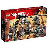 Конструктор LEGO Ninjago 70655: Пещера драконов