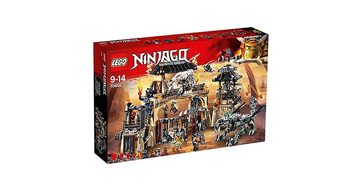 LEGO · LEGO 70655 Ninjago: Drachengrube