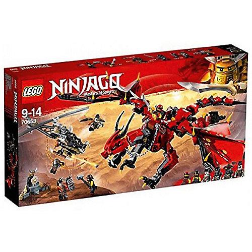 Конструктор LEGO Ninjago 70653: Первый страж от LEGO