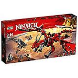 Конструктор LEGO Ninjago 70653: Первый страж
