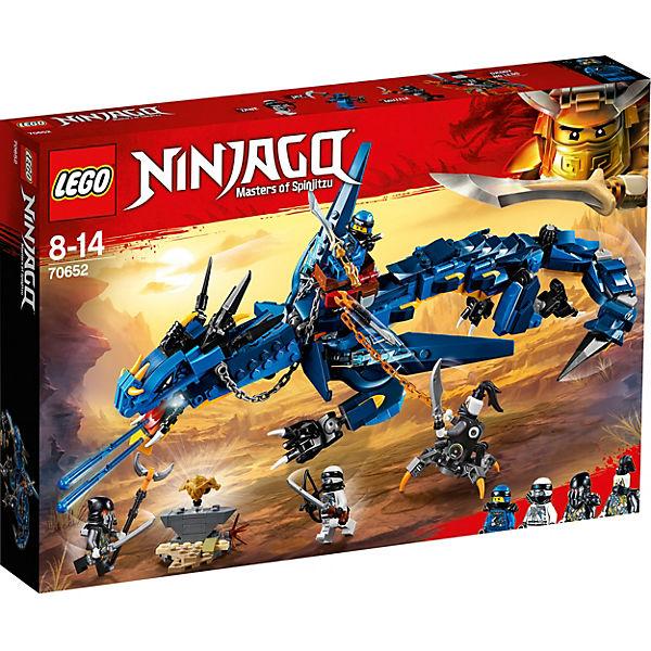 Конструктор LEGO Ninjago 70652: Вестник бури