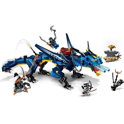 Конструктор LEGO Ninjago 70652: Вестник бури от LEGO