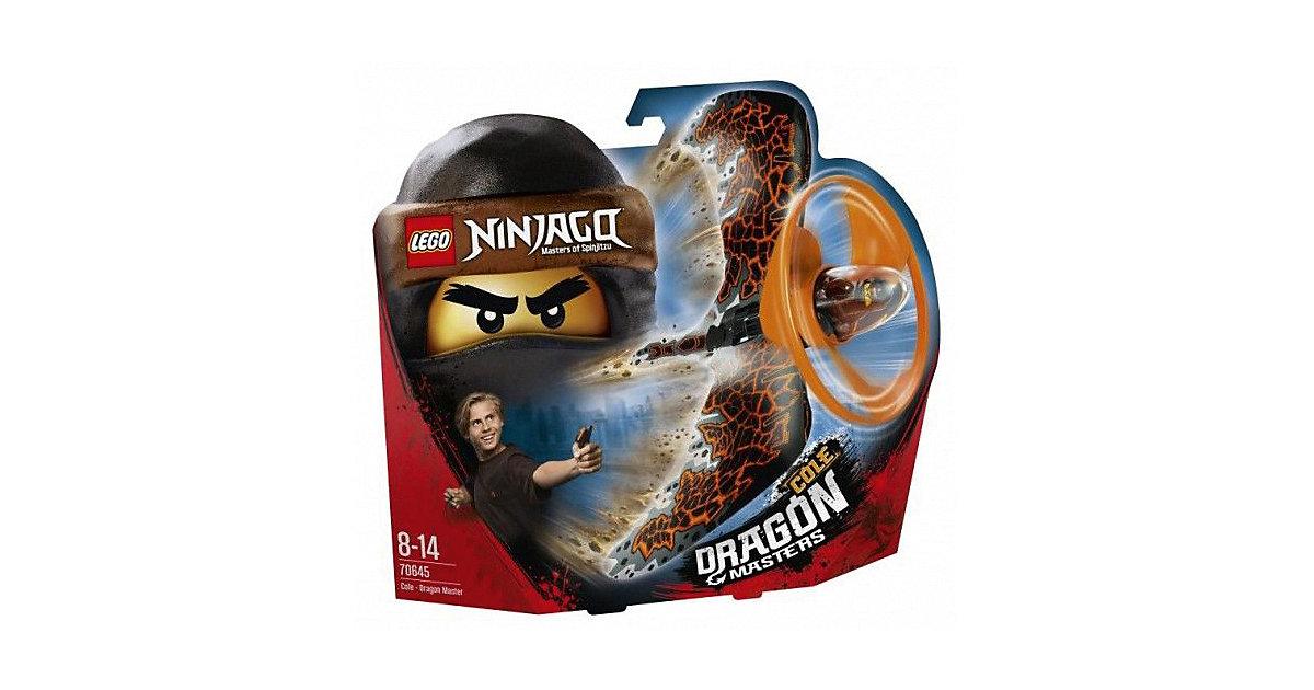 LEGO 70645 Ninjago: Drachenmeister Cole