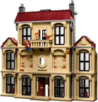 LEGO® Jurassic World Indoraptor-Verwüstung des Lockwood Anwesens 75930