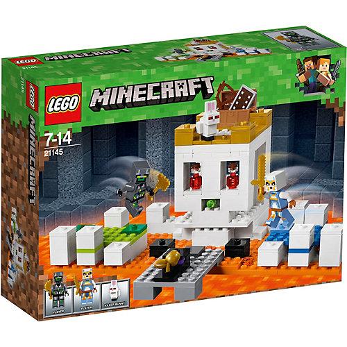 Конструктор LEGO Minecraft 21145: Арена-череп от LEGO