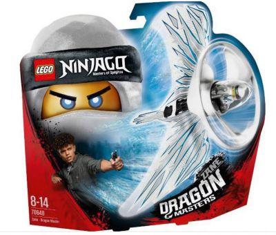 LEGO Ninjago Baukästen & Konstruktion Drachenmeister Zane 70648