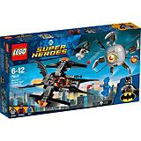Конструктор LEGO Super Heroes 76111: Бэтмен: Брат Глаз Демонтаж