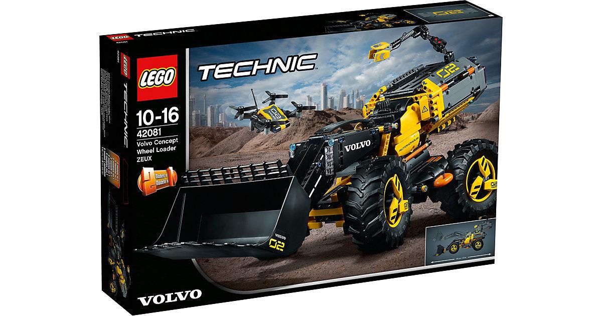LEGO · LEGO 42081 Technic: