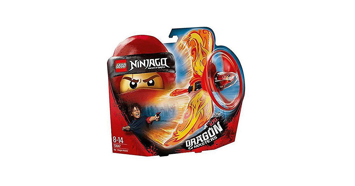 LEGO 70647 Ninjago: Drachenmeister Kai
