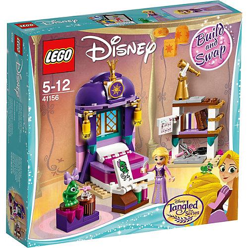 Конструктор LEGO Disney Princess 41156: Спальня Рапунцель в замке от LEGO