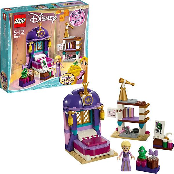 Конструктор LEGO Disney Princess 41156: Спальня Рапунцель в замке