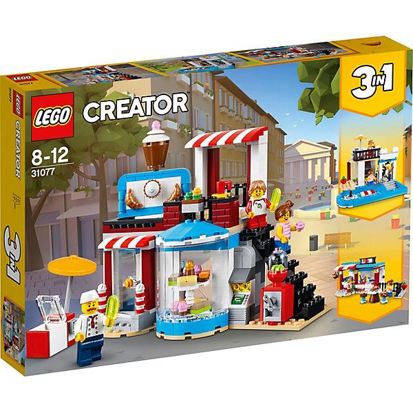 Конструктор LEGO Creator 31077: Модульная сборка: приятные сюрпризы