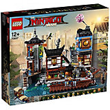 Конструктор LEGO Ninjago Movie 70657: Порт Ниндзяго Сити