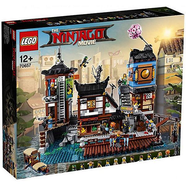 LEGO 70657 70657 LEGO Ninjago: City Hafen, LEGO Ninjago cf76e1