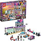 Конструктор LEGO Friends 41351: Мастерская по тюнингу автомобилей