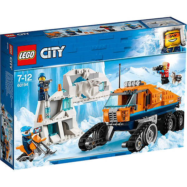LEGO 60194 City: Arktis-Erkundungstruck