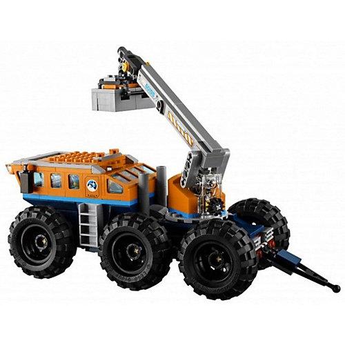 Конструктор LEGO City Arctic Expedition 60195: Передвижная арктическая база от LEGO
