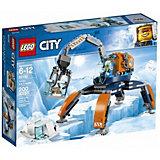 Конструктор LEGO City Arctic Expedition 60192: Арктический вездеход