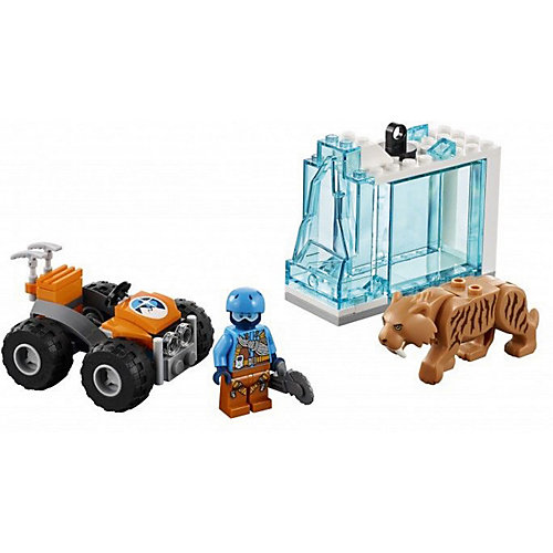 Конструктор LEGO City Arctic Expedition 60193: Арктический вертолёт от LEGO