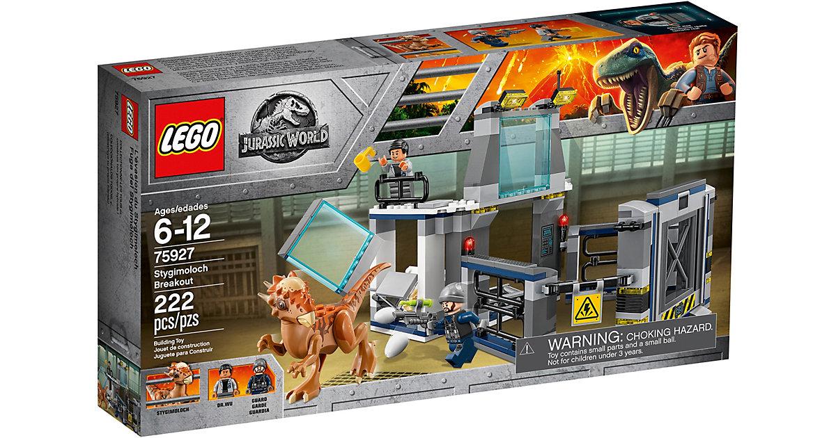 LEGO 75927 Jurassic World: Ausbruch des Stygimoloch