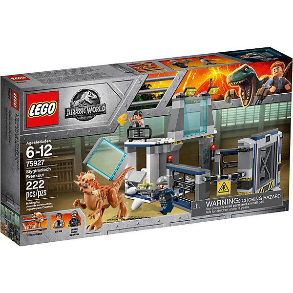 LEGO 75927 Jurassic World: Ausbruch des Stygimoloch, Jurassic World