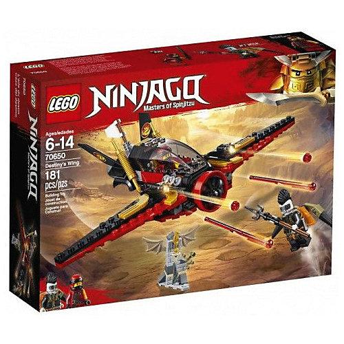 Конструктор LEGO Ninjago 70650: Крыло судьбы от LEGO