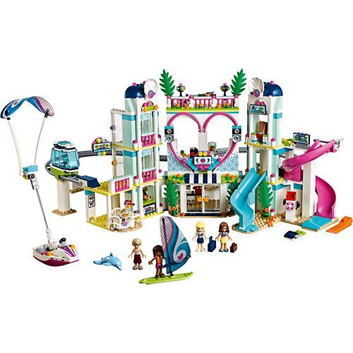 Конструктор LEGO Friends 41347: Курорт Хартлейк-Сити от LEGO