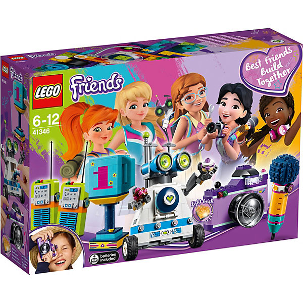 LEGO 41346 Friends: Freundschafts-Box, LEGO Friends