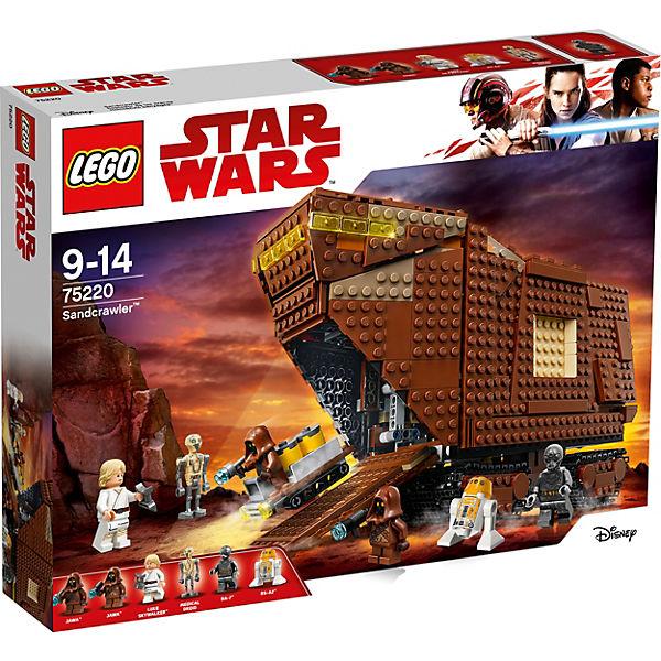 LEGO 75220 Star Wars: Sandkriecher, LEGO Star Wars