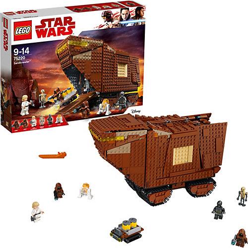 Конструктор LEGO Star Wars 75220: Песчаный краулер от LEGO