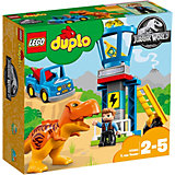 Конструктор LEGO DUPLO 10879: Башня Ти-Рекса