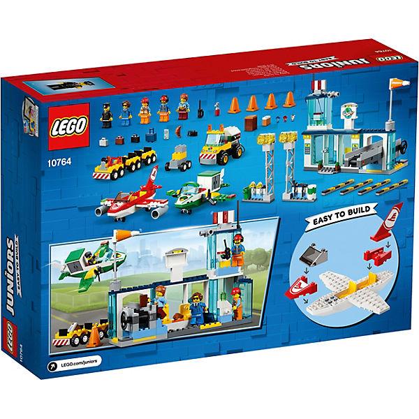 Конструктор LEGO Juniors 10764: Городской аэропорт