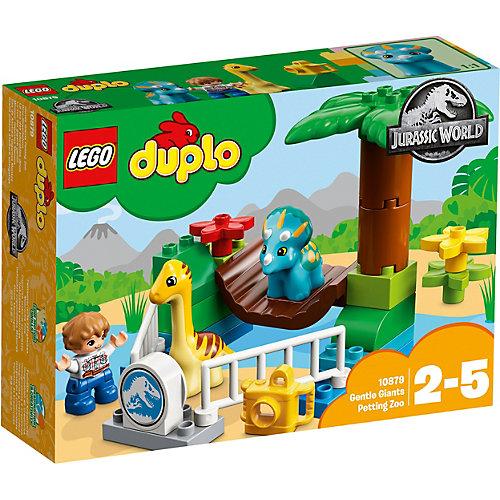 Конструктор LEGO DUPLO 10879: Парк Динозавров от LEGO