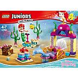 Конструктор LEGO Juniors Disney Princess 10764: Подводный концерт Ариэль