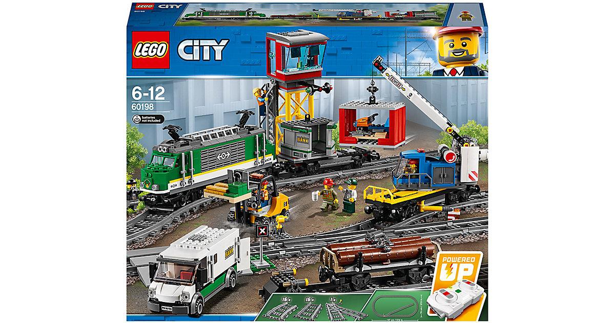 LEGO · LEGO 60198 City: Güterzug