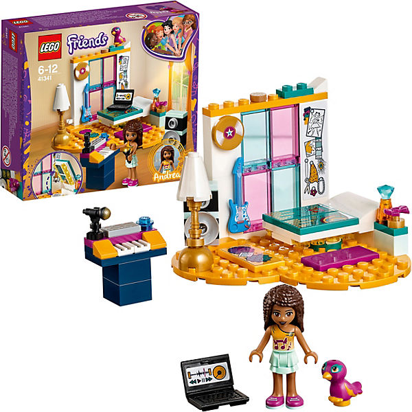Lego 41341 Friends Andreas Zimmer Lego Friends Mytoys