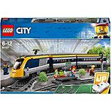 Конструктор LEGO City 60197: Пассажирский поезд