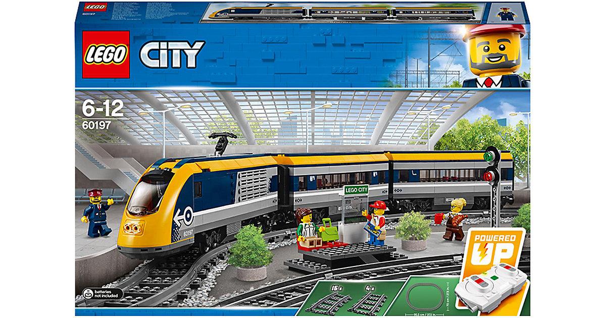 LEGO® City 60197 Personenzug